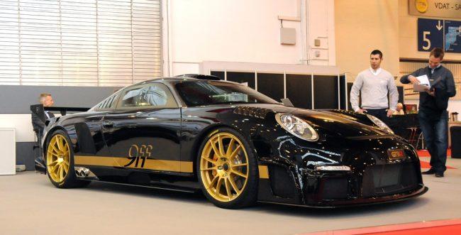 5 самых быстрых машин в мире: догони меня!
