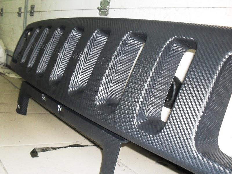 Активная решетка радиатора