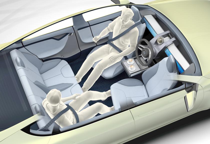 Беспилотные автомобили будут прожорливыми и опасными