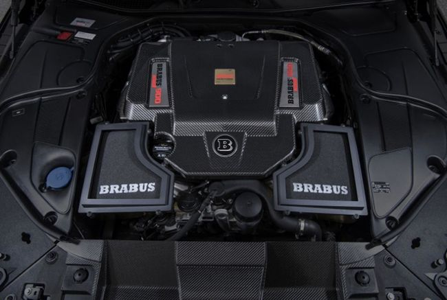 Brabus представит самый быстрый в мире кабриолет