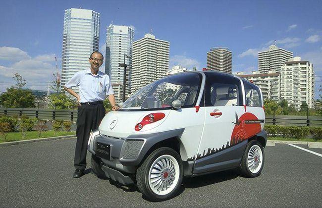 Бывший сотрудник Toyota создал нетонущий автомобиль