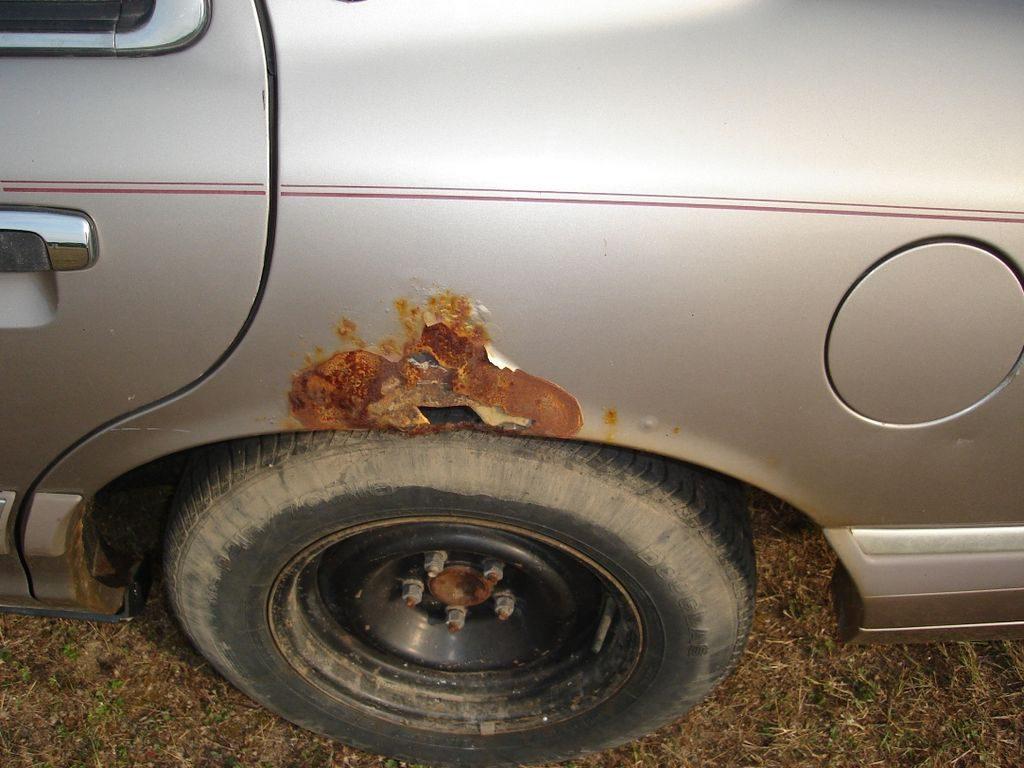 Чем хорош оцинкованный кузов автомобиля?
