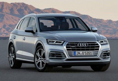 Через месяц в России начнутся продажи второго поколения Audi Q5