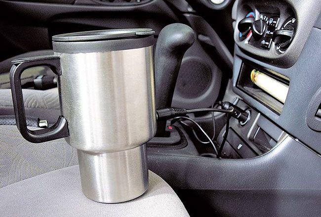 Что за гаджет такой - авто кружка для кофе и чая?