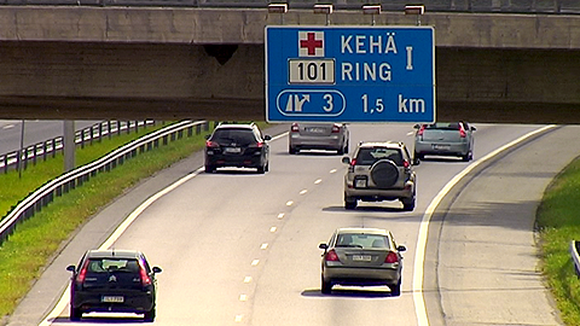 Глава финской полиции советует учиться культуре вождения у россиян
