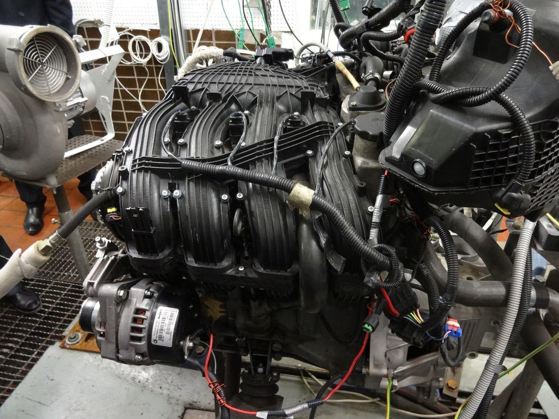 Характеристики двигателя 21179