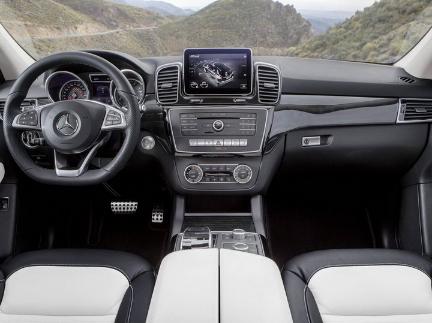 Характеристики и комплектация Мерседес GLE Coupe 2015