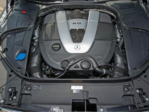 Характеристики и комплектация Мерседес  Майбах S600 2015