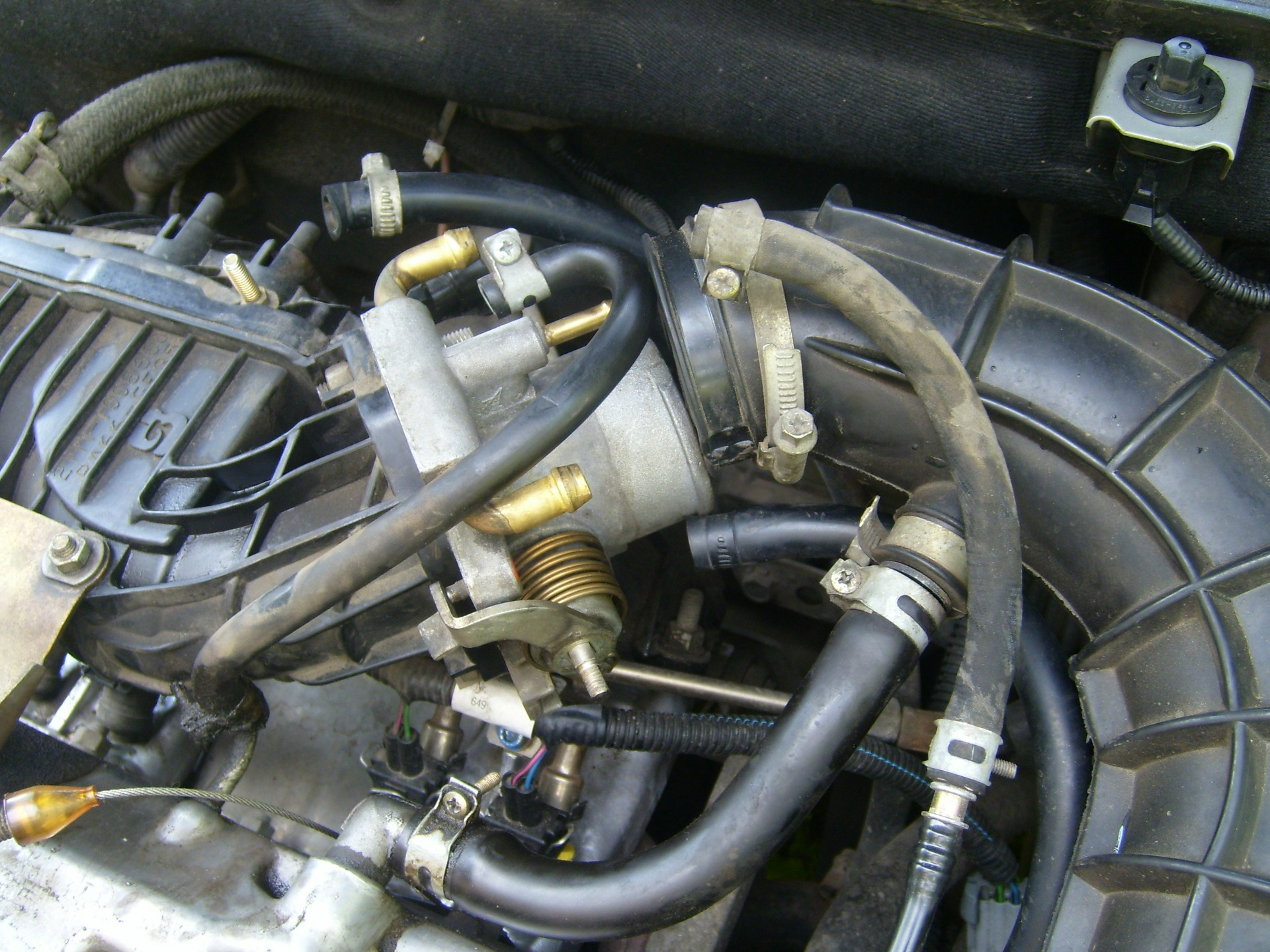 Характеристики мотора 11183