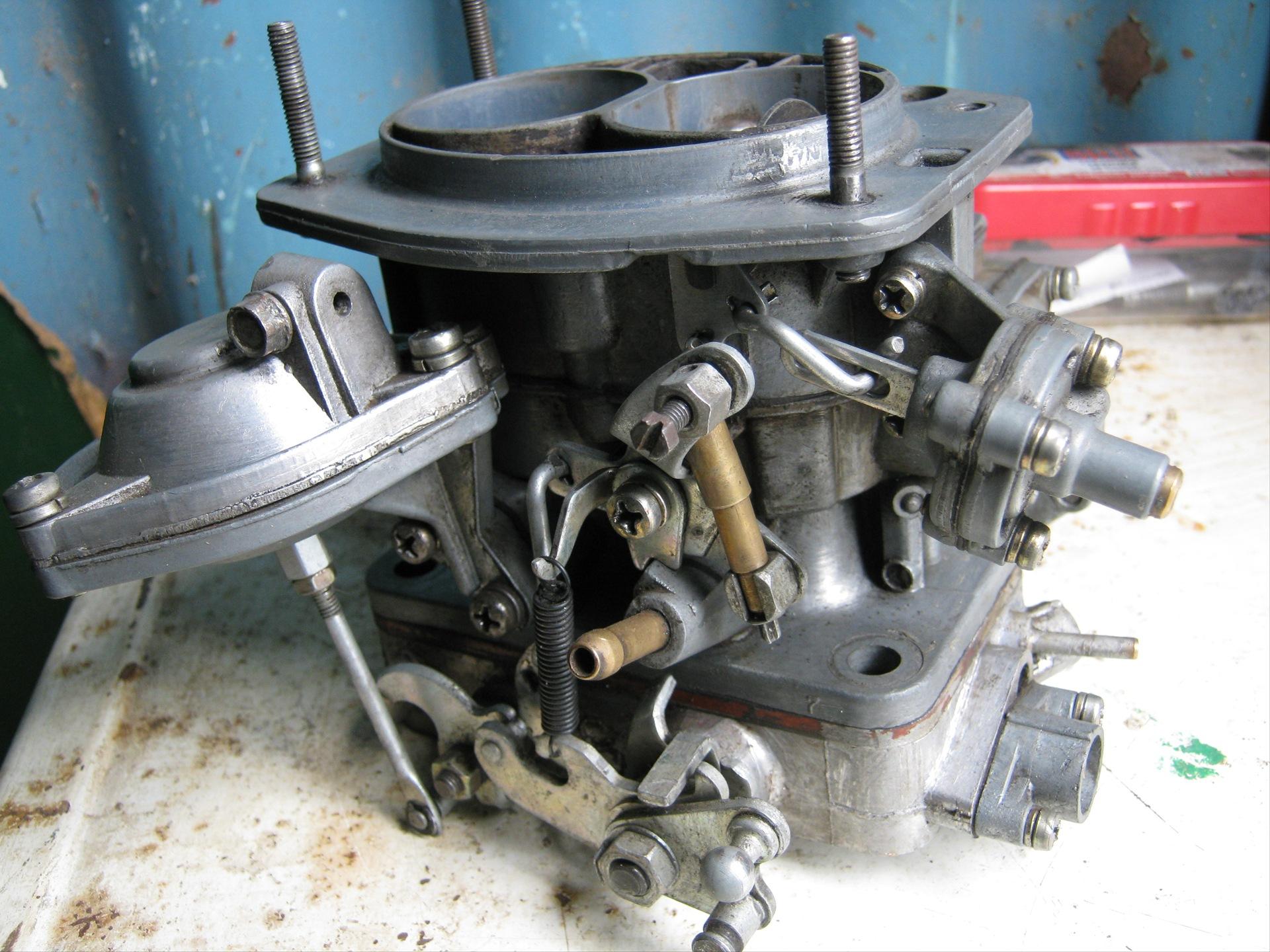 Характеристики мотора 2101