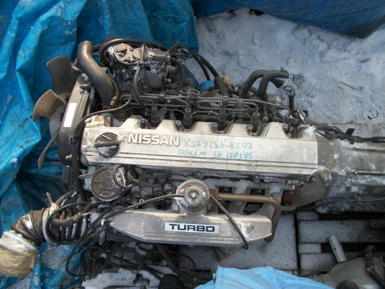 Характеристики мотора RD28
