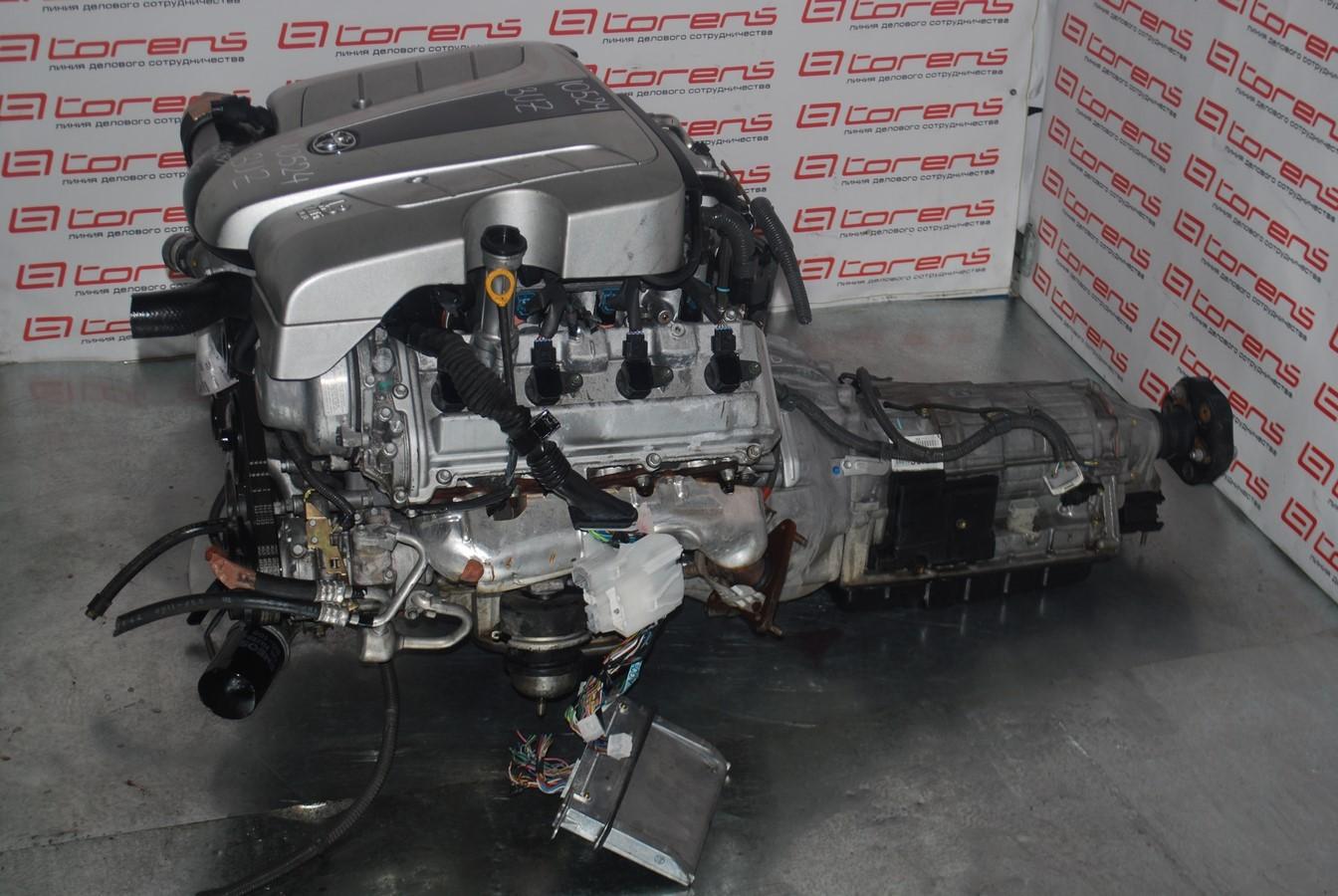 Характеристики мотора Toyota 3UZ FE