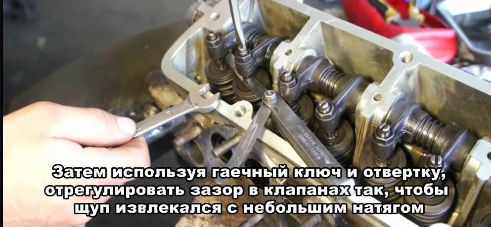 Характеристики моторов 2114