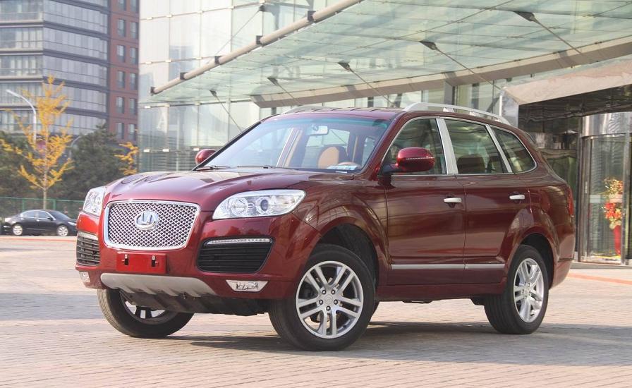 Hawtai Boliger и другие новые китайские SUV