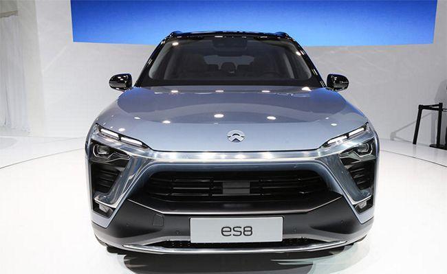 К выходу готовится очередной китайский конкурент Tesla