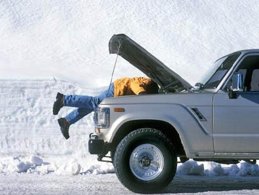 Как избежать поломки автомобиля зимой