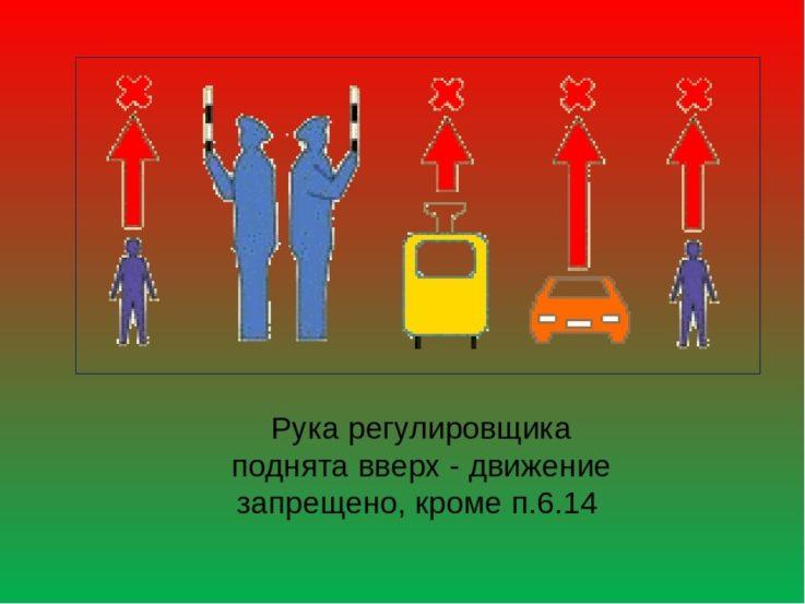 Как понять и легко выучить сигналы регулировщика? Правила для водителей и пешеходов в 2018 году