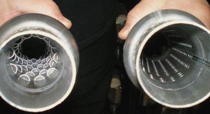 kak sdelat plamegasitel dlya avto iz katalizatora svoimi rukami 3 preimuschestva ustroystva 2 - Устройство пламегасителя вместо катализатора