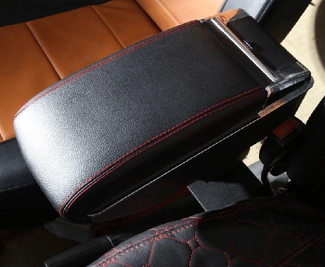 Как сделать подлокотник в свой автомобиль
