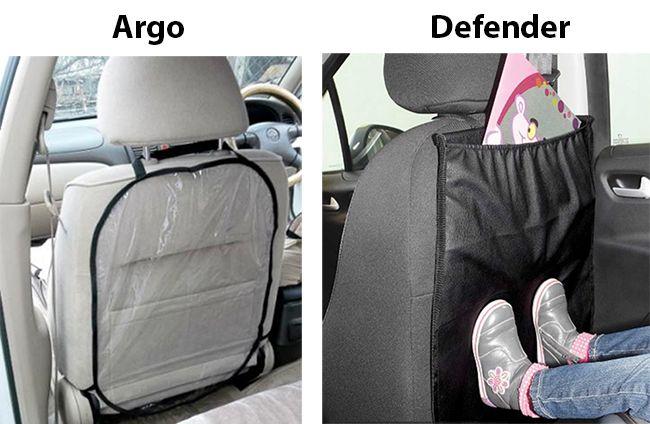 Как выбрать грязезащитные чехлы на сиденья автомобиля