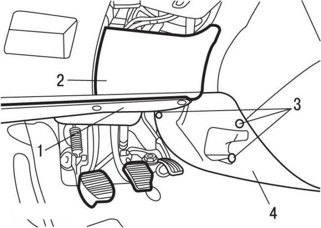 Как заменить радиатор и уплотнители в печке Peugeot 206