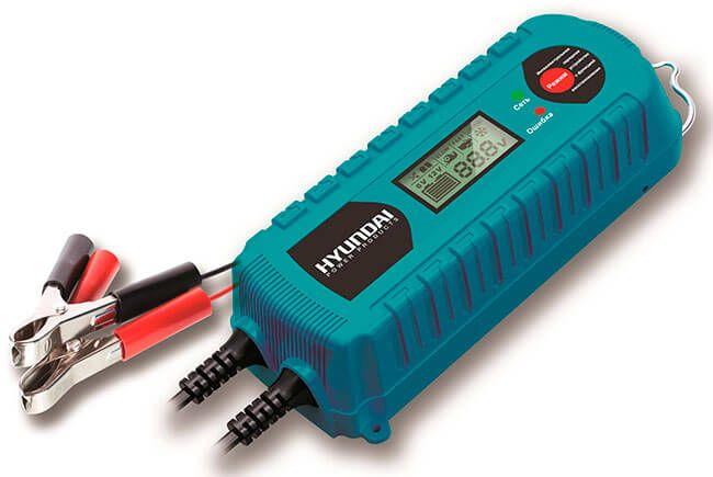 Какое зарядное устройство для автомобильного аккумулятора выбрать