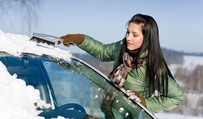 Какой должна быть автомобильная щетка для снега мягкая или жесткая