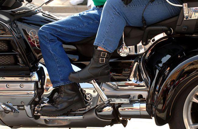 Какой должна быть мотообувь байкера