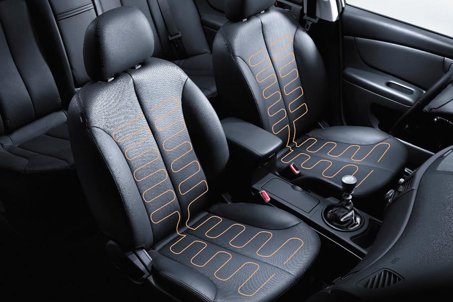 Какой подогрев водительского сиденья можно установить своими руками: типы нагревательных элементов