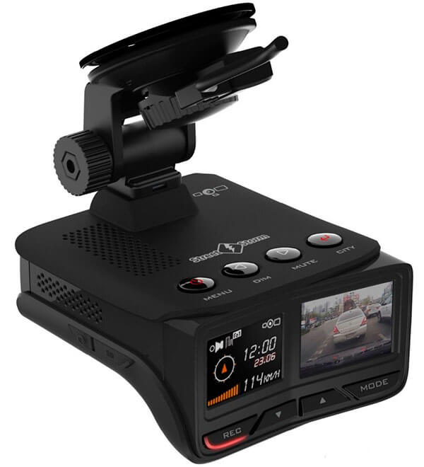 Какой видеорегистратор с антирадаром лучше