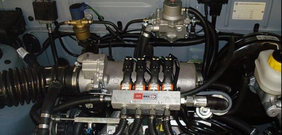Краткое описание газового оборудования