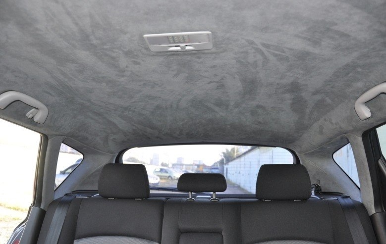 Материалы дляремонта обшивки потолка автомобиля своими руками