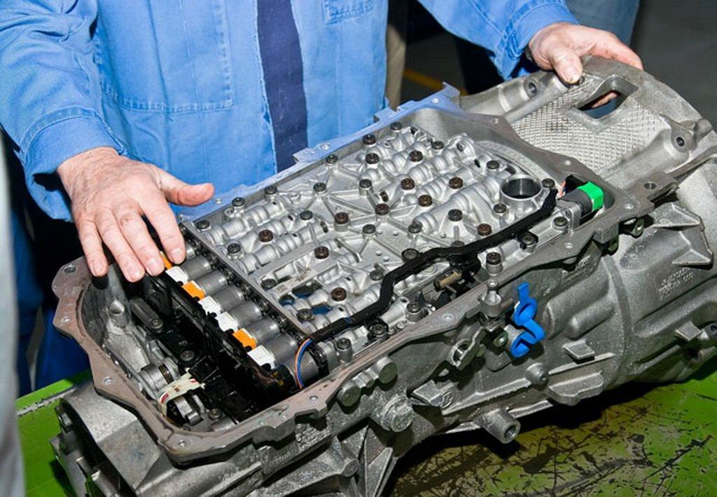 Механическая коробка передач, принцип работы
