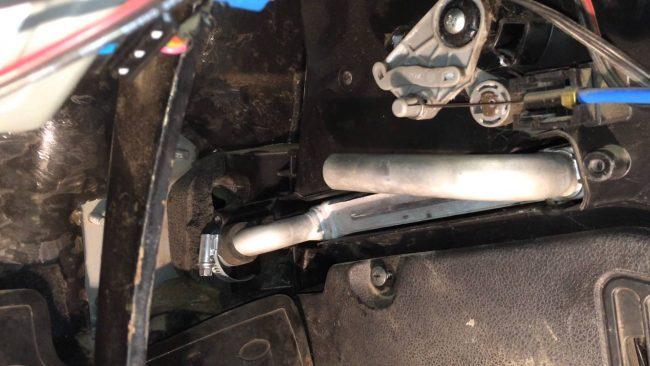 Меняем радиатор печки на автомобиле «Лада Гранта» самостоятельно
