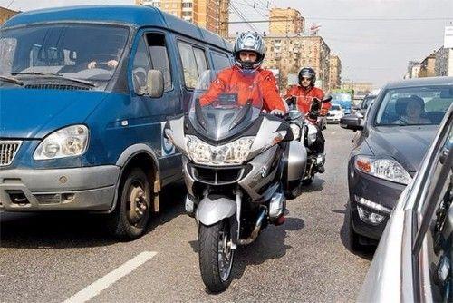 Мотоциклисты будут ездить по новым правилам