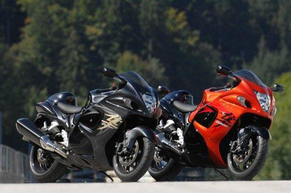 Назад в топ-лист: новинки мотоциклов от японского бренда Suzuki