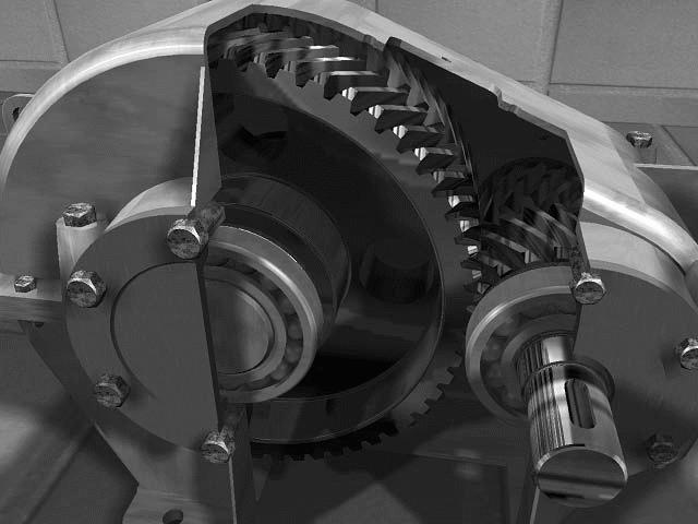 Назначение и устройство цилиндрического редуктора