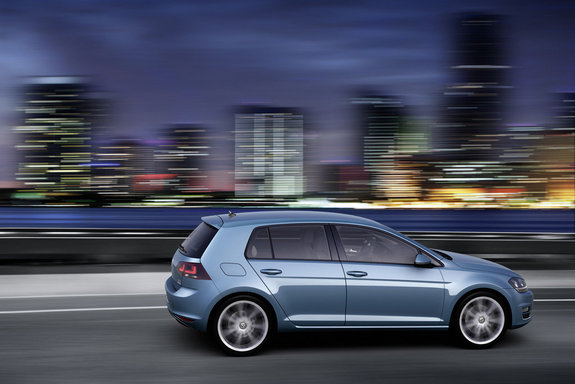 Немного фактов о  VW Golf