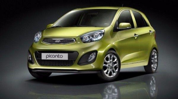 Новые Kia Picanto третьего поколения начнут собирать в РФ уже летом
