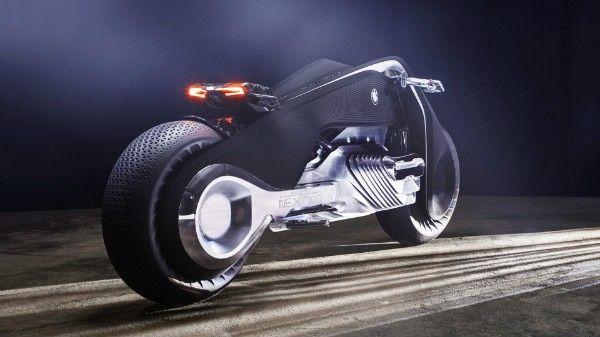 Новый концепт городского электромотоцикла от BMW
