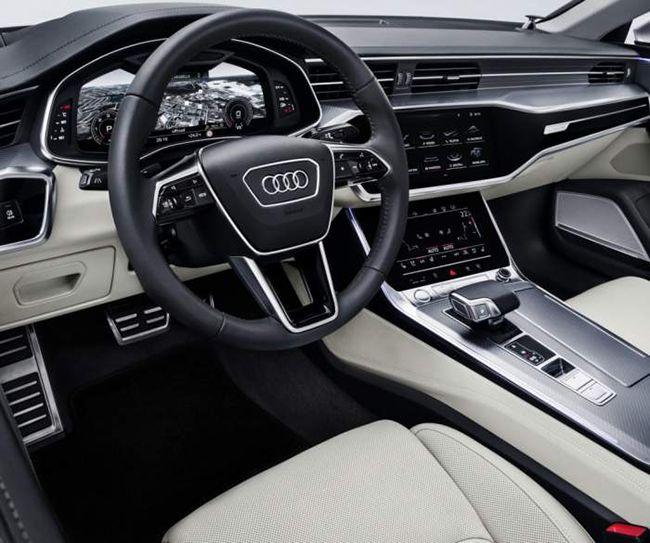 Новый Sportback Audi A7