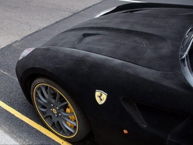 Обновление интерьера автомобиля: флокирование деталей своими руками