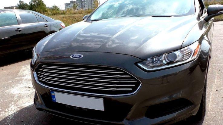 Обзор автомобиля Ford Fusion: основные технические характеристики и комплектации на 2018 год