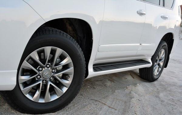 Обзор Lexus GX460: фото, экстерьер, интерьер, технические характеристики внедорожника