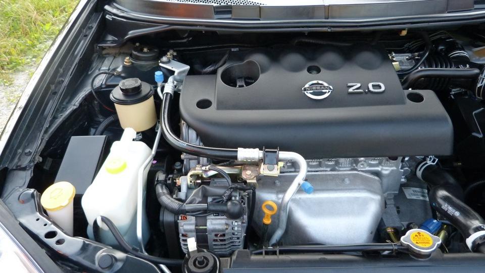 Описание и эксплуатационные показатели мотора SR20DET