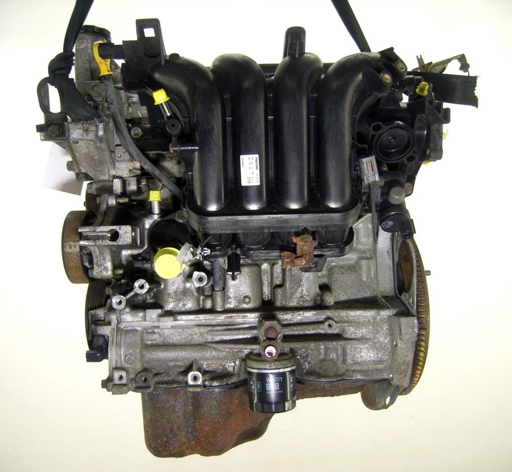 Описание и особенности двигателя Z6