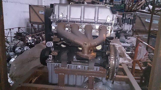 Описание и параметры двигателя SQR477F