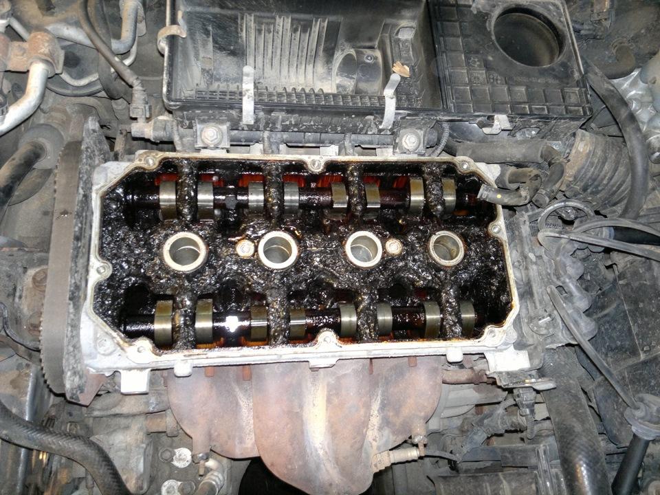 Описание конструктивных особенностей двигателя
