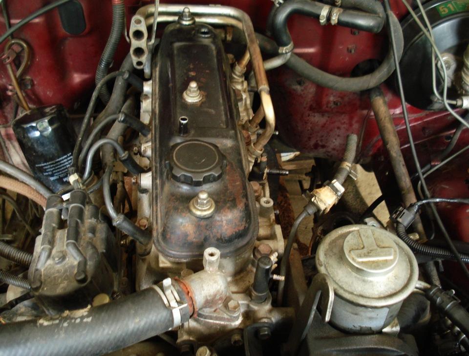 Описание мотора