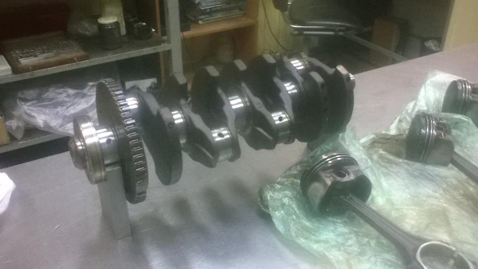 Описание особенностей мотора и процесса его разработки